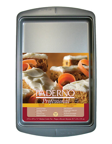Paderno 15in Cookie Pan-STEEL-One Size