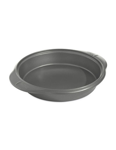 Paderno Professional 9-Inch Round Cake Pan-SILVER-One Size