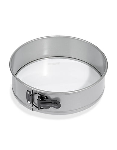 Paderno Glass-Bottom Springform Pan-SILVER-One Size