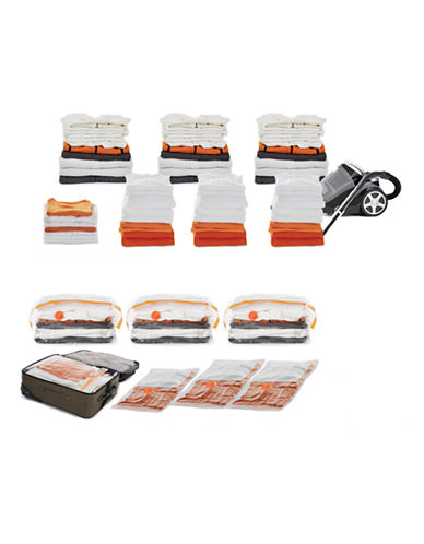 Neatfreak Vacuum Bags Assorted Pack-CLEAR-One Size