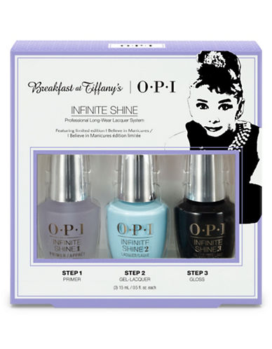 Opi Breakfast At Tiffanys Collection Trio Pack-MISCELLANEOUS-One Size