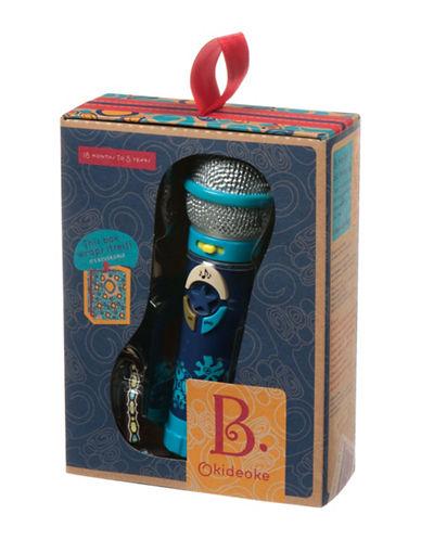 B. Okiedeoke Microphone-MULTI-One Size