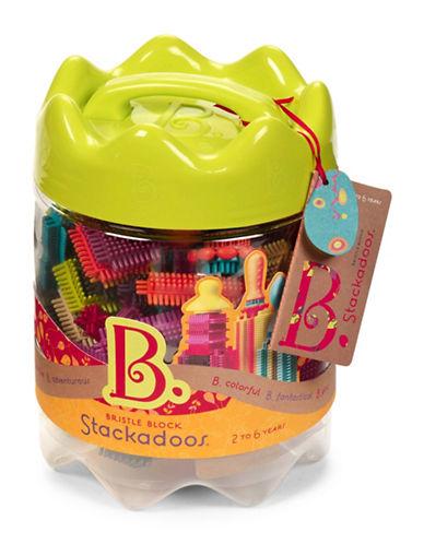 B. Bristle Block Stackadoos-MULTI-One Size