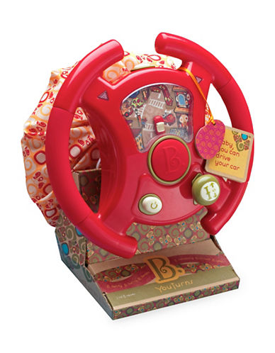 B. You Turns Driving Wheel-MULTI-One Size