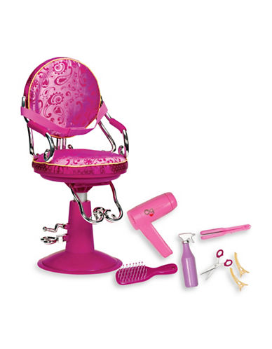 Our Generation Pink Salon Chair-MULTI-One Size