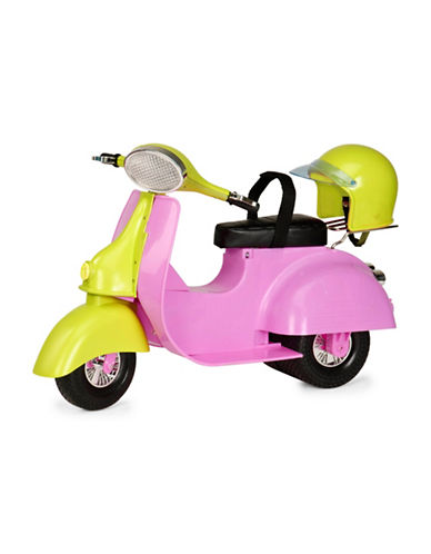 Our Generation Ride In Style Toy Scooter-MULTI-One Size