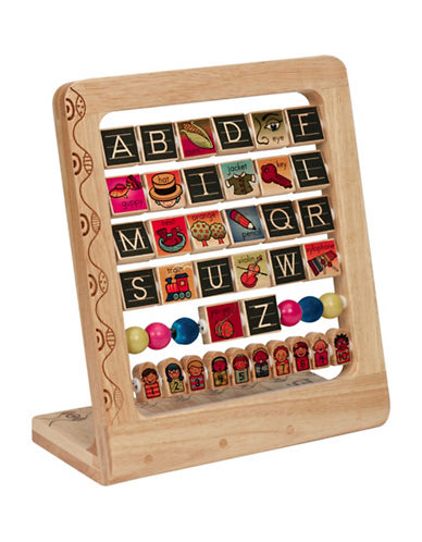B. Wooden Abacus-MULTI-One Size