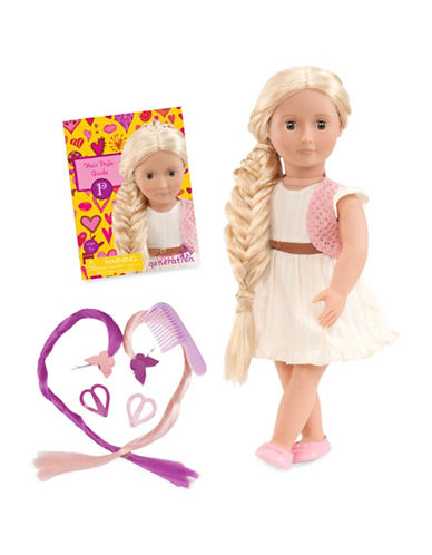 Our Generation Phoebe Doll-MULTI-One Size