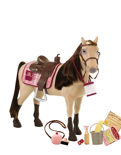 Our Generation Morgan Horse Playset-MULTI-One Size