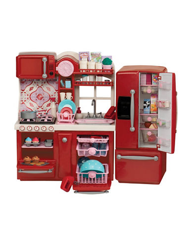 Our Generation Gourmet Kitchen Toy Set-MULTI-One Size