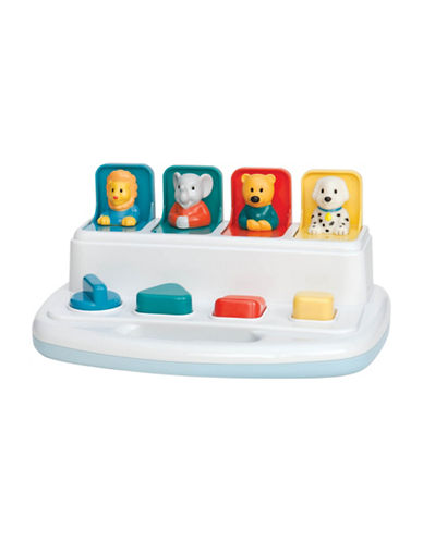 Battat Pop-Up Pals Toy Set-MULTI-One Size