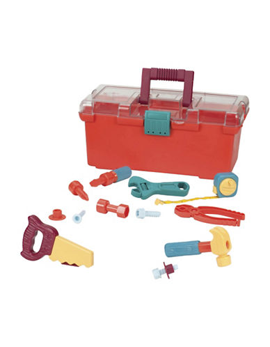 Battat Builders Tool Box-MULTI-One Size