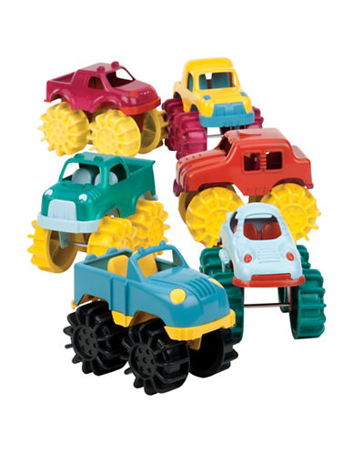 Battat Mini Monster Trucks-MULTI-One Size