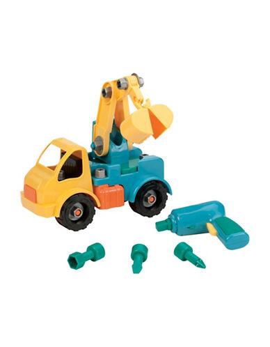 Battat Take-Apart Crane Truck Set-MULTI-One Size