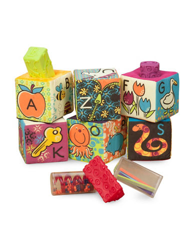 B. ABC Block Party Set-MULTI-One Size