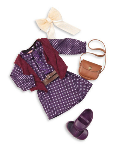 Our Generation Dress and Handbag Outfit Set-MULTI-One Size