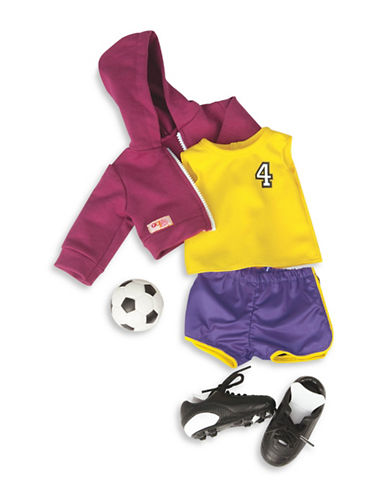 Our Generation Soccer Doll Outfit-MULTI-One Size
