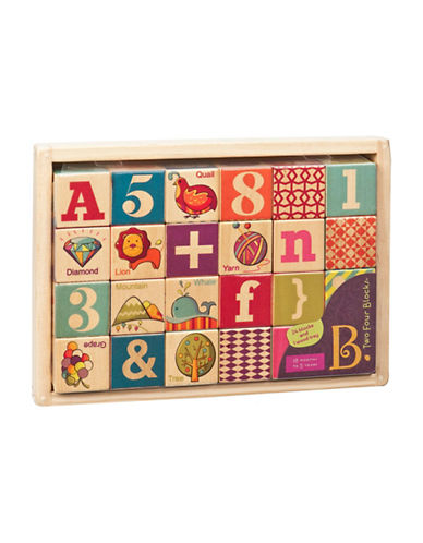 B. Two Four Blocks-MULTI-One Size