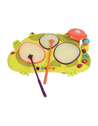 B. Ribbit-Tat-Tat Frog Drum-MULTI-One Size