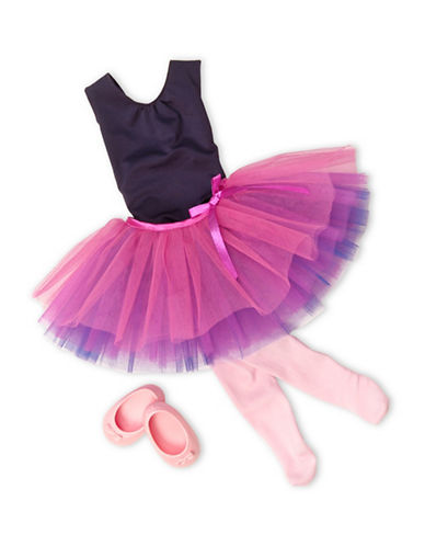 Our Generation Ballet Tutu Outfit Set-MULTI-One Size