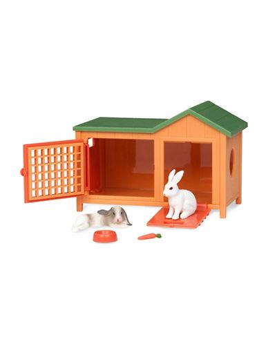 Terra Bunny Hutch Playset-MULTI-One Size