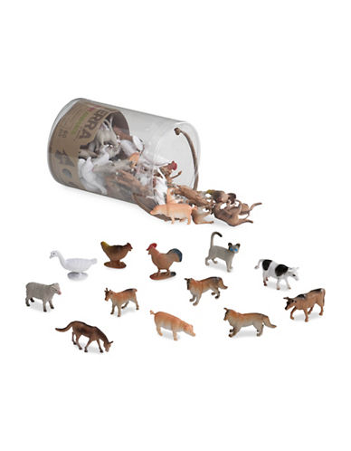 Terra Farm Animals in Tube 88579436