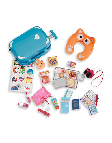 Our Generation Luggage Playset-MULTI-One Size