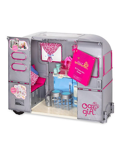 Our Generation Camper Playset-MULTI-One Size
