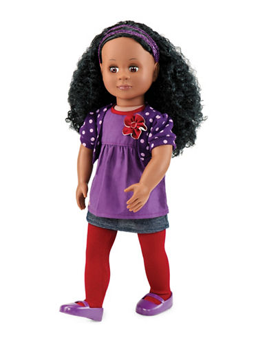 Our Generation Abrianna Doll-MULTI-One Size