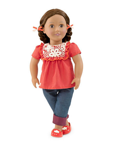 Our Generation Alejandra Doll-MULTI-One Size