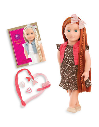 Our Generation Peyton Doll-MULTI-One Size