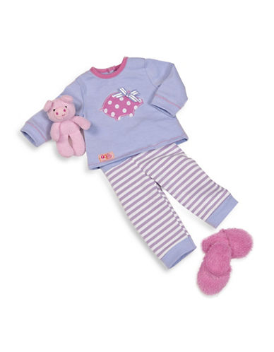 Our Generation Piggy PJ Doll Outfit 88579020