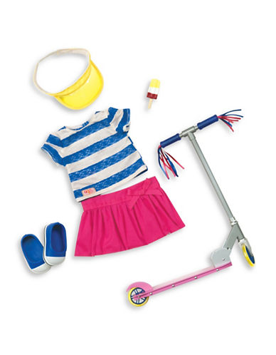 Our Generation Deluxe Scooter Doll Outfit-MULTI-One Size