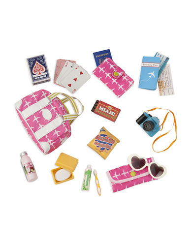 Our Generation Travel Bag Playset-MULTI-One Size
