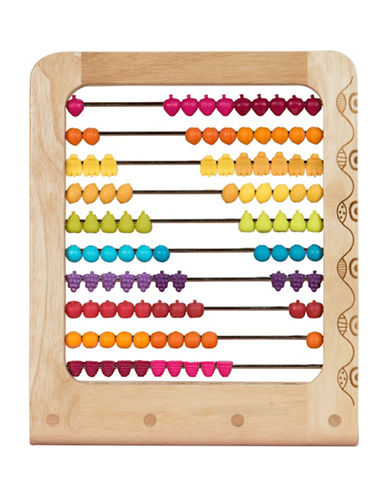 B. Fruit Abacus-MULTI-One Size