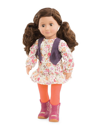 Our Generation Retro Jackie Doll-MULTI-One Size