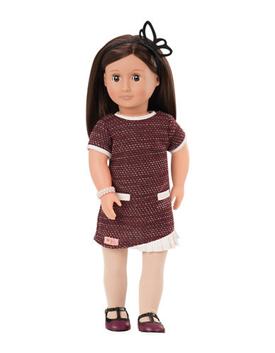 Our Generation Retro June Doll-MULTI-One Size