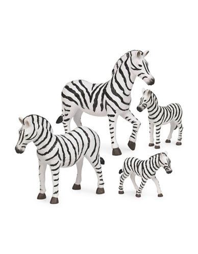 Terra Zebra Family Playset-MULTI-One Size
