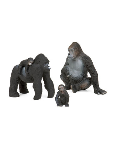 Terra Gorilla Family Playset-MULTI-One Size