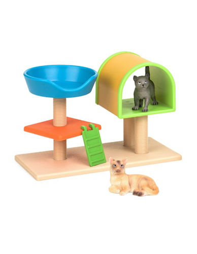 Terra Cat House and Basket Playset-MULTI-One Size