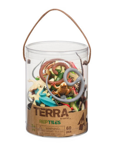 Terra Reptiles in Tube-MULTI-One Size