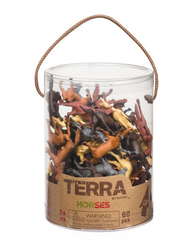 Terra Horses in Tube-MULTI-One Size