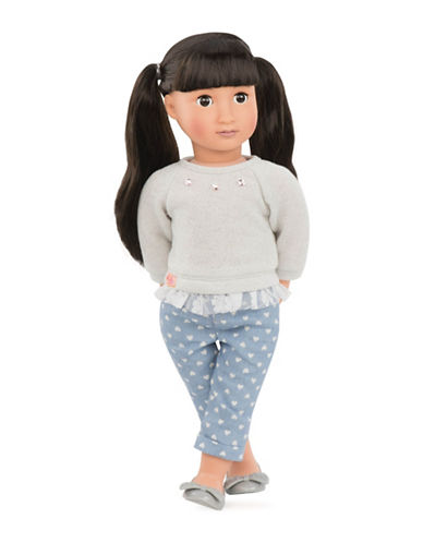 Our Generation May Lee Doll-MULTI-One Size