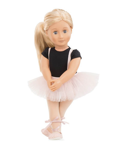 Our Generation Violet Anna Ballerina Doll-MULTI-One Size