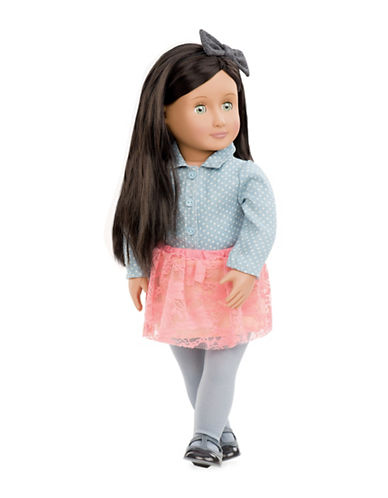 Our Generation Elyse Doll-MULTI-One Size