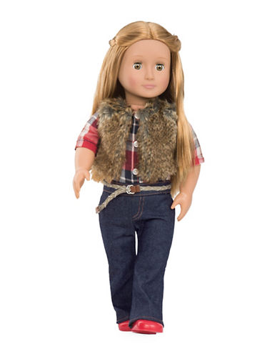 Our Generation Retro Jamie Doll-MULTI-One Size