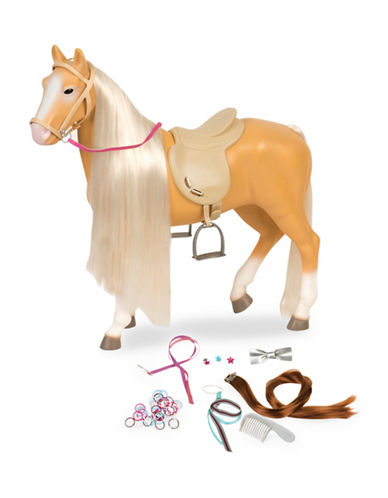 Our Generation Lusitano Hairplay Horse-MULTI-One Size