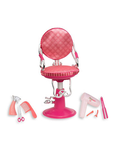 Our Generation Coral Salon Chair Playset-MULTI-One Size