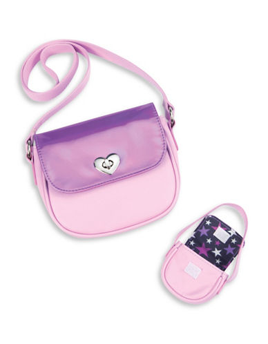 Our Generation Holographic Purse Set-MULTI-One Size