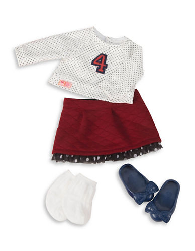 Our Generation School is Cool Outfit Set-MULTI-One Size